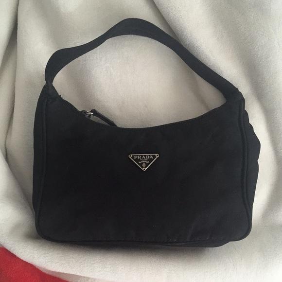 6933a4c696e9 ... low price prada tessuto mini bag 7619b 687b9